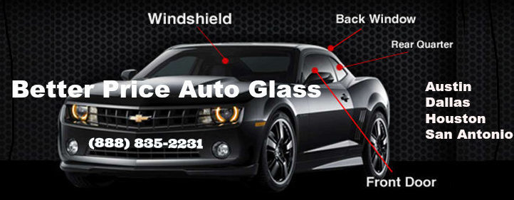 windshield replacement website banner