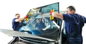 windshield being replaced by better price auto glass